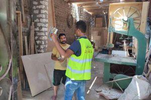 فعاليات مبادرة «قرية بلا إدمان» بأسوان