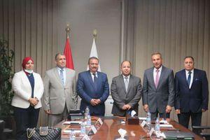 بروتوكول تعاون بين «الضرائب» و«اتحاد بنوك مصر» للانضمام إلى «الفاتورة الإلكترونية»