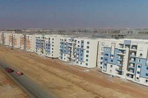 """75% نسبة تنفيذ 29496 وحدة سكنية بمبادرة الرئيس """"سكن كل المصريين"""" بحدائق العاصمة"""