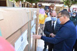 """""""تحيا مصر"""" تدعم مستشفيات الشرقية بـ 46 ماكينة و 15 كرسي للغسيل الكلوى"""