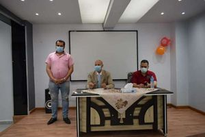 اجتماع بصحة الشرقية لمناقشة تنفيذ برنامج الزمالة المصرية