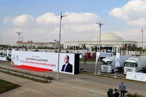 رئيس الوزراء يشارك في احتفالية صندوق تحيا مصر
