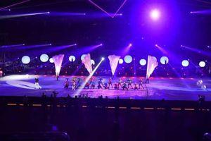 افتتاح السيد الرئيس عبد الفتاح السيسي مساء اليوم بطولة العالم لكرة اليد بالصالة المغطاة لأستاد القاهرة الدولي.