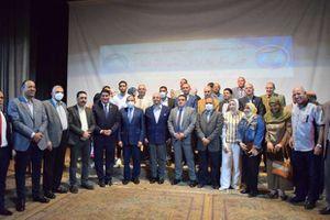 جانب من إحتفالية تكريم اوائل الشهادات العامة ببني سويف