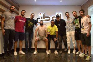 الوطن تكريم فريق الزمالك لكرة اليد - تصوير محمد خزعل
