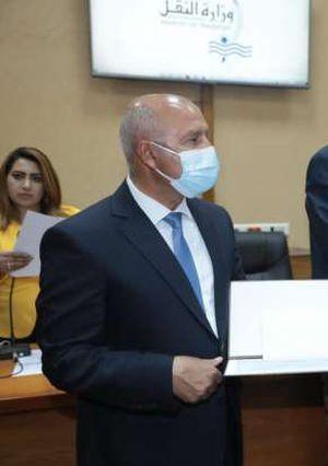 وزير النقل يكرم قائدي القطارات ومراقبي الأبراج