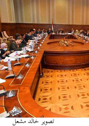 اجتماع لجنة الطاقة والبيئة والقوي العاملة بمجلس الشيوخ
