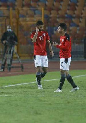 مصر و البرازيل تصوير محمود عبد الغني