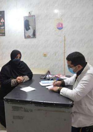 ضمن مبادرة الرئيس حياة كريمة.. قوافل للصحة الإنجابية تنطلق بمناطق محرومة في الدقهلية - تصوير سمير وحيد