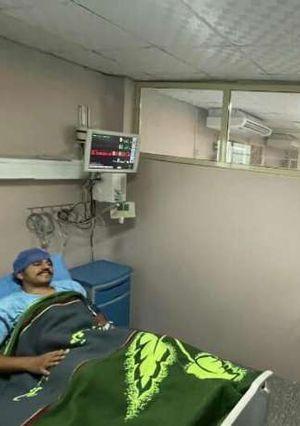 رجل يتبرع بفص من الكبد لزوجته.. ونجاح العملية بمستشفى الزقازيق الجامعي