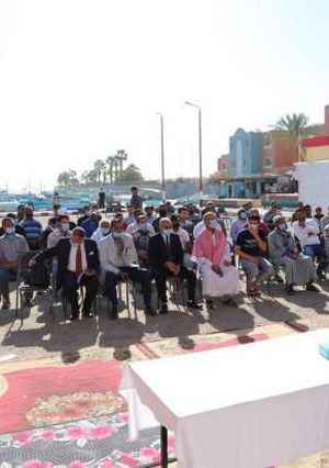 """القوي العاملة تطلق مبادرة """"صيادي مصر"""" لدعم 50 ألف من صغار الصيادين"""