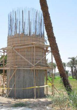 """وفد وزارة التخطيط يجري جولة تفقدية لتدخلات """"حياة كريمة"""" بمركز ساحل سليم"""