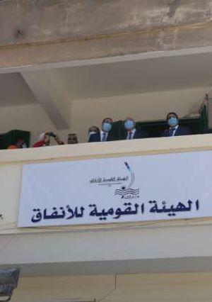 وزير النقل يشهد عودة سكان عمارة الشربتلي بالزمالك إلى شققهم