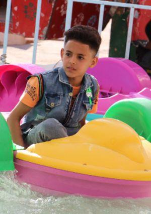 احتفالات ثاني ايام عيد الاضحى المبارك بالغربيه تصوير ماهر العطار