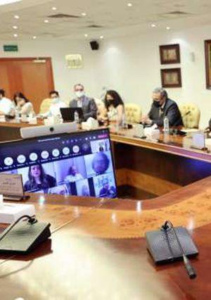 """وزير الاتصالات يشهد تخريج الدورة الثانية من مبادرة """"منصة إطلاق الشركات الناشئة Startup Launchpad"""""""
