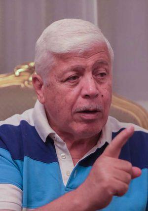 اللواء محمود الغباري، مدير كلية الدفاع الوطنى الأسبق