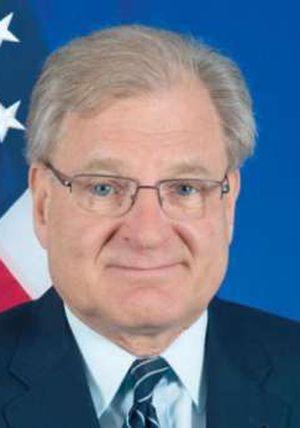 مبعوث واشنطن الخاص إلى ليبيا ريتشارد نورلاند