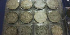 عملة معدنية قديمة تجعلك تربح 11 ألف جنيه بشرط واحد