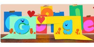 جوجل يغير شعاره احتفالا بـ عيد الأب