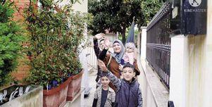 قضته في وطنها: «أمينة الإيطالية» تفتقد العيد في مصر
