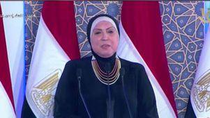 الدكتورة نيفين جامع .. وزيرة الصناعة والتجارة
