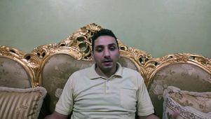 الشاب احمد صلاح