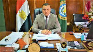 الدكتور هيثم الشيخ نائب محافظ الدقهلية