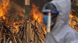 هندية مصابة بكورونا تعود للحياة قبل دقائق من حرق جثتها