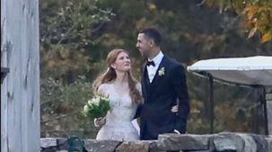 تفاصيل حفل الزفاف الثاني لابنة بيل جيتس والمصري نائل نصار «صور»