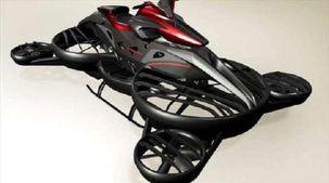طرح أول دراجة هوائية طائرة لحل مشكلة زحام الطرق «صنع في اليابان»