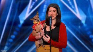 فيديو يكشف موهبة كلب بالغناء: شارك في برنامج أمريكي شهير
