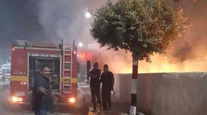تايم لاين| حرائق وحوادث يومية خلال أغسطس آخرها حريق أعلى الدائري