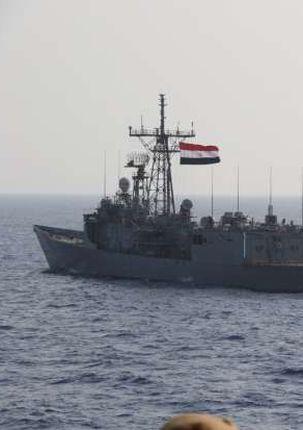 مصر تنفذ تدريبات بحرية عابرة مع اليونان وأمريكا وإسبانيا