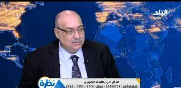 د. عمرو مدكور مساعد وزير التموين والتجارة الداخلية لنظم المعلومات