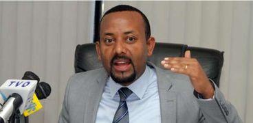 رئيس الوزراء الإثيوبى آبى أحمد