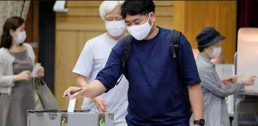 انتخابات حاكم مدينة طوكيو اليابانية