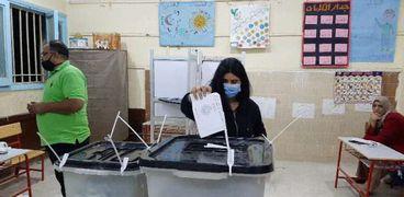 التصويت للانتخابات