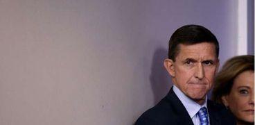 المستشار السابق للرئيس الأمريكي لشؤون الأمن القومي مايكل فلين