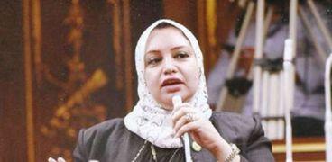 النائبة سولاف درويش.. عضو مجلس النواب عن حزب مستقبل وطن