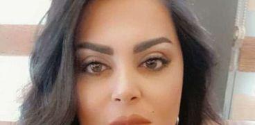 الإعلامية مزنة الأطرش شقيقة الفناة مروة الأطرش، حفيدة فريد الأطرش