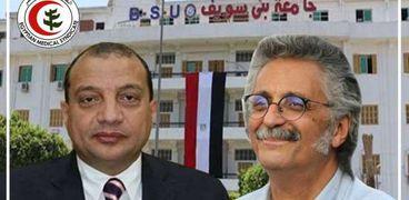 جامعة بنى سويف تعفى أبناء شهداء الجيش الأبيض من المصروفات
