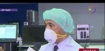 الدكتور عصام إبراهيم
