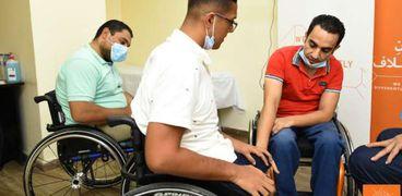 """تفاصيل مشروع """"كرسي بالمقاس"""" لدعم حركة طلبة الجامعات"""