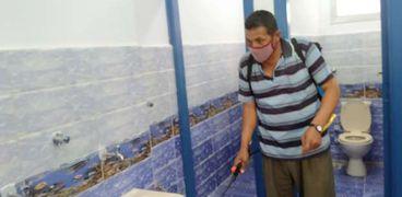 استعداد لامتحانات الشهادة الإعدادية في الإسكندرية