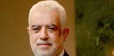 ناصر تركى عضو العليا للحج السياحى