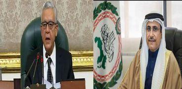 البرلمان العربي يُهنيء المستشار حنفي الجبالي بانتخابة رئيساً لمجلس النواب