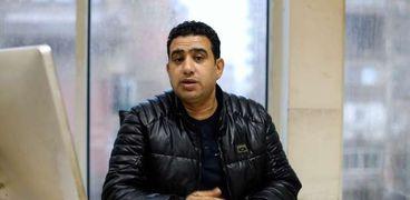 سامي عبدالراضي مدير تحري جريدة الوطن