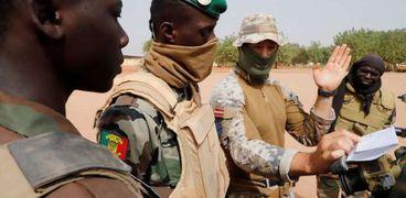 قوات بعثة الاتحاد الأوروبي في مالي