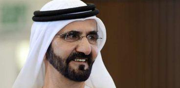 نائب رئيس الإمارات ورئيس مجلس الوزراء وحاكم دبي محمد بن راشد