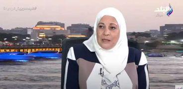 الدكتورة ناجية فهمي مدير مركز الأعصاب والعضلات بطب عين شمس
